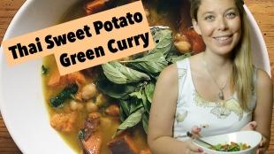 Sweet Potato Curry thumb